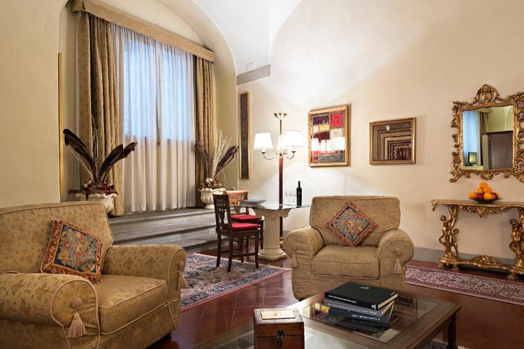 Vittoria-Suite - Palazzo Magnani Feroni - Florenz