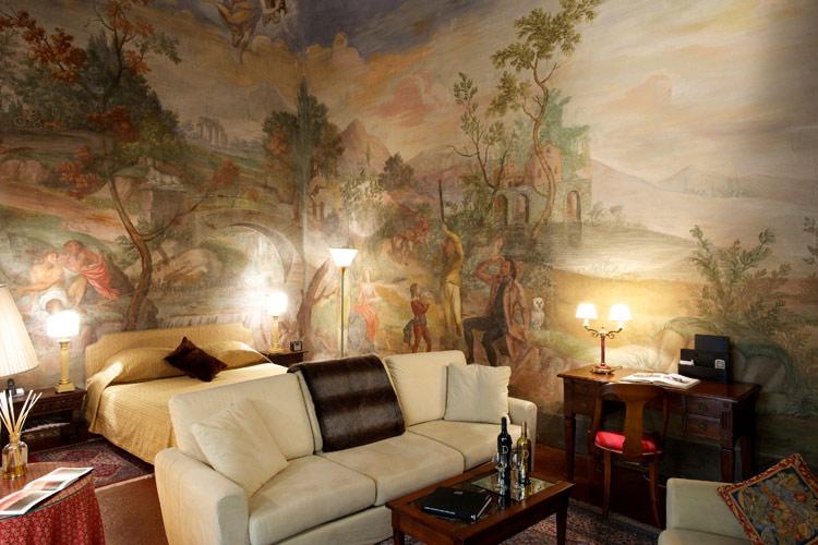 Smeralda-Suite - Palazzo Magnani Feroni - Florenz