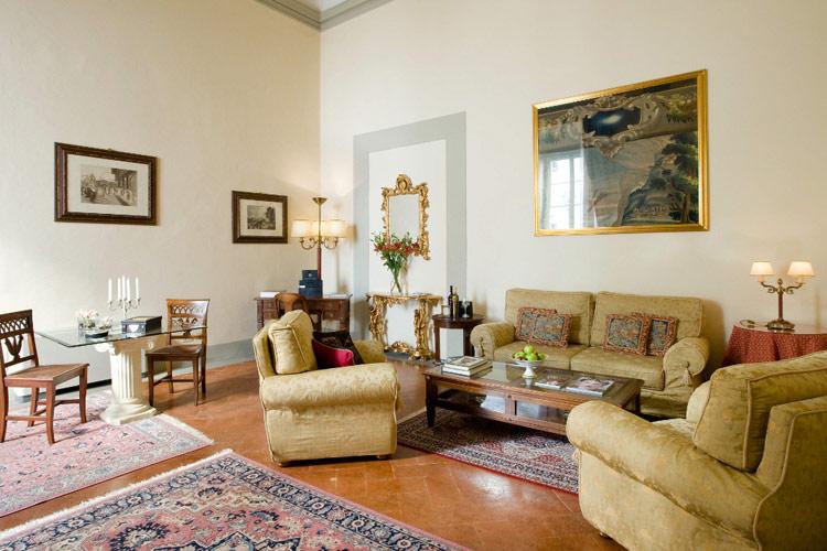 Diletta-Suite - Palazzo Magnani Feroni - Florenz
