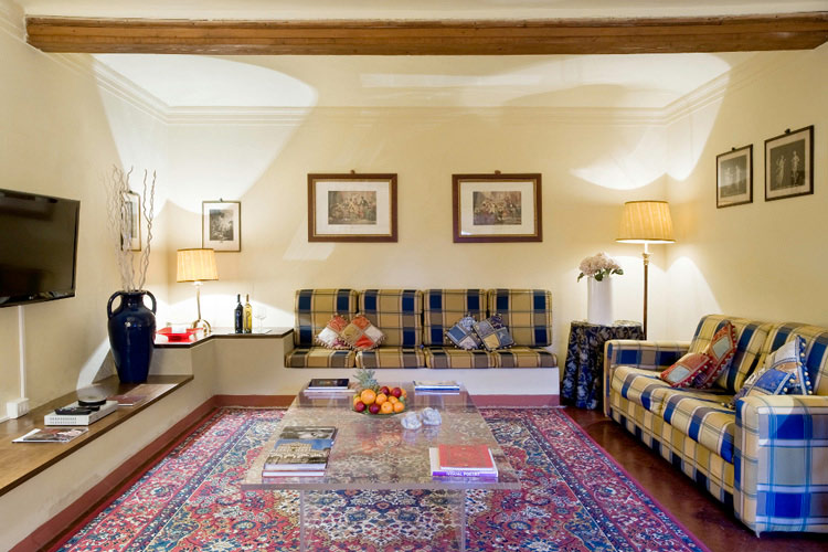 Carlotta-Suite - Palazzo Magnani Feroni - Florenz