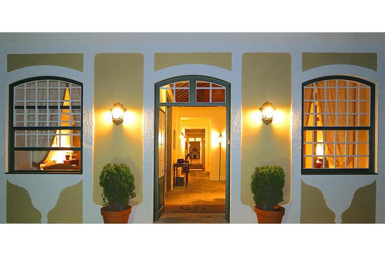 Entrance - Quinta das Merces - Terceira
