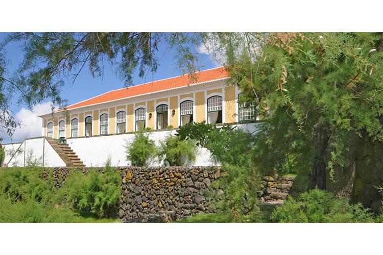 Facade - Quinta das Merces - Terceira