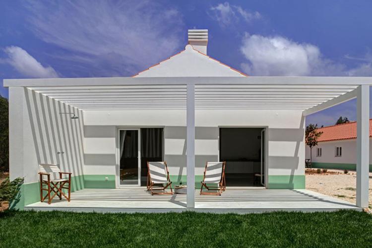Exteriors - Casas da Lupa - São Teotónio