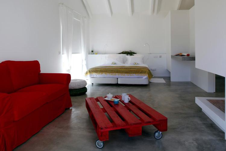 Suites Alpendres - Casas da Lupa - São Teotónio