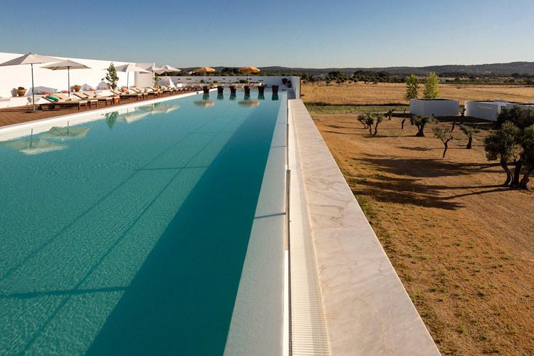 Swimming Pool - Ecorkhotel - Évora