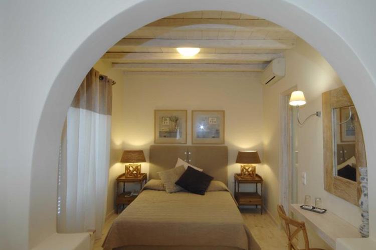Vencia boutique hotel a boutique hotel in mykonos for Design boutique hotel mykonos