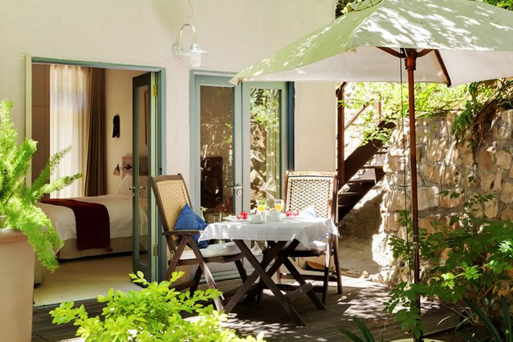 Fountain Room Terrace - Alta Bay - Kapstadt