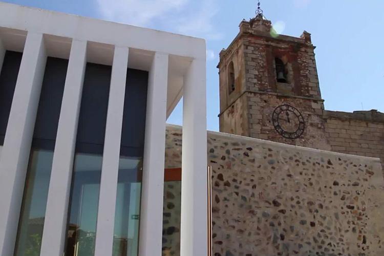 Views from the hotel - Atrio Restaurante Hotel - Cáceres