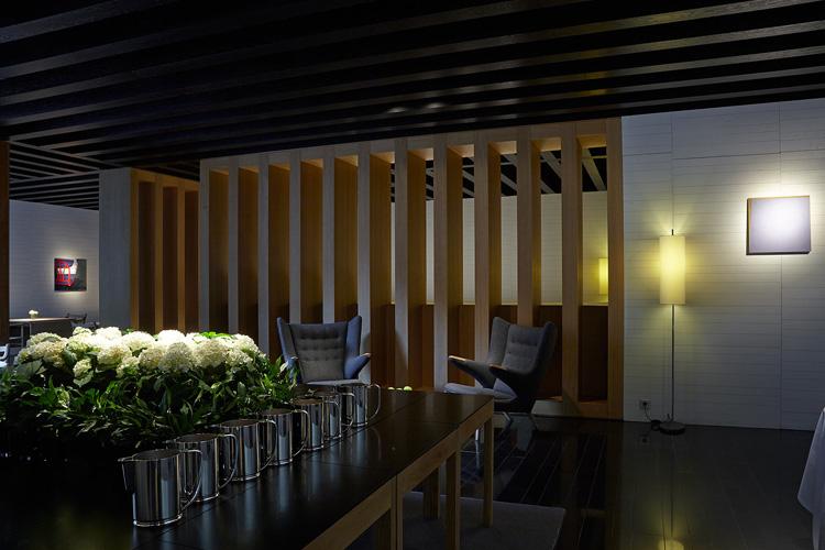 Interiors - Atrio Restaurante Hotel - Cáceres
