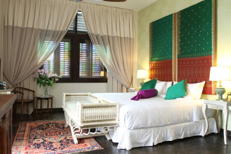 Sari Double with Private Balcony - Campbell House - Georgetown