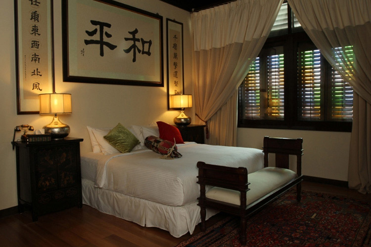 Calligraphy Deluxe Suite - Campbell House - Georgetown