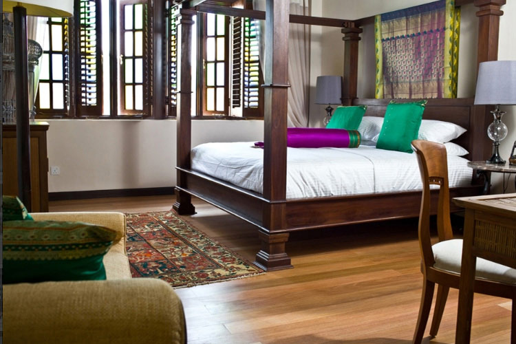 Deluxe Suite - Campbell House - Georgetown