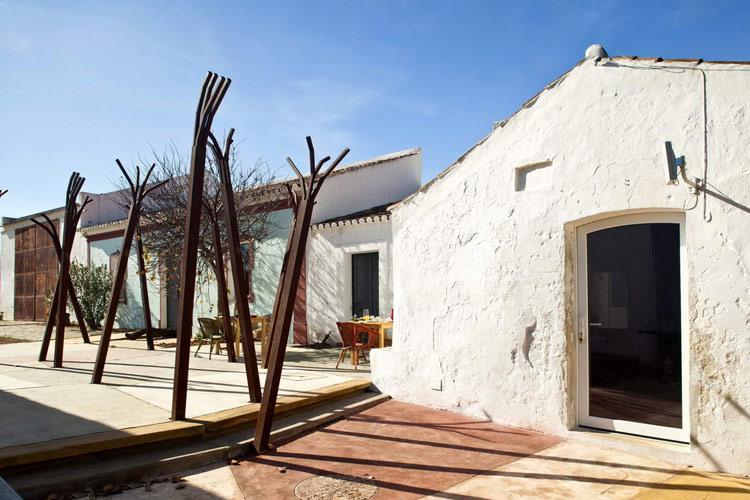 Terrace - Companhia das Culturas - Castro Marim