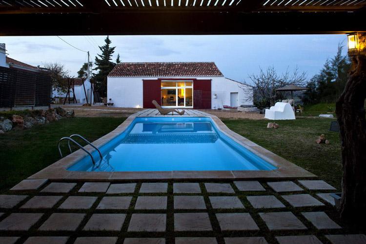 Swimming Pool - Companhia das Culturas - Castro Marim