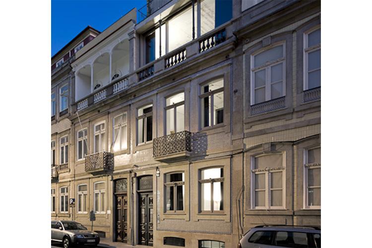 Facade - Casa do Conto - Oporto