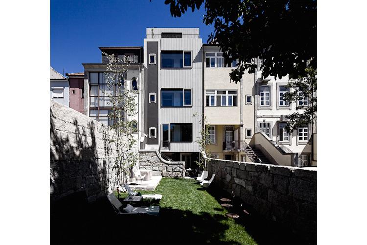 Garden - Casa do Conto - Oporto