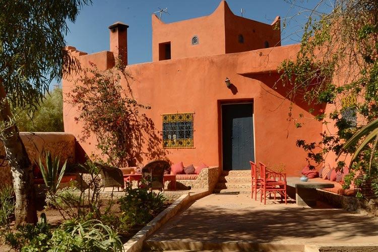 Garden - Hotel Baoussala - Essaouira