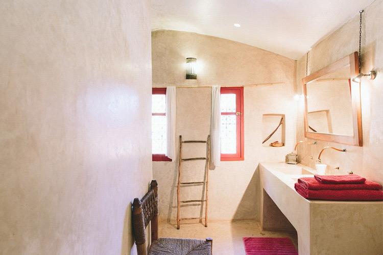 Red-Room - Hotel Baoussala - Essaouira