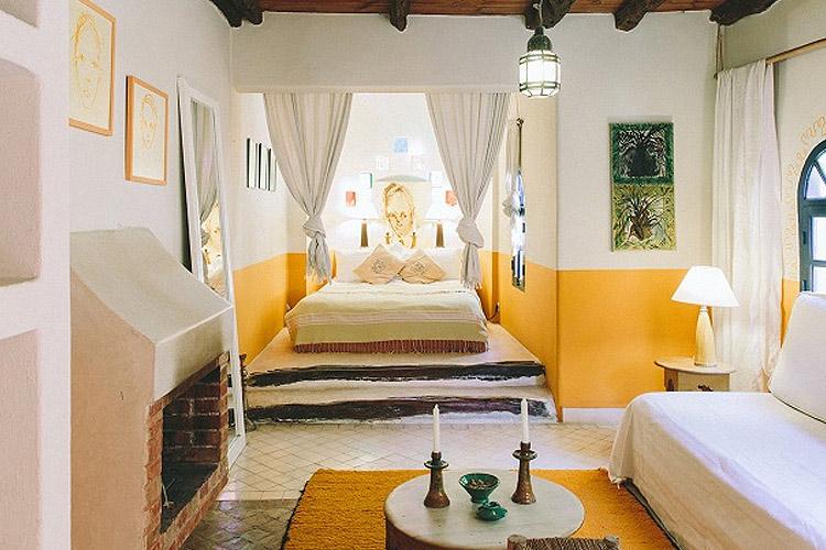 Oasis-Room - Hotel Baoussala - Essaouira