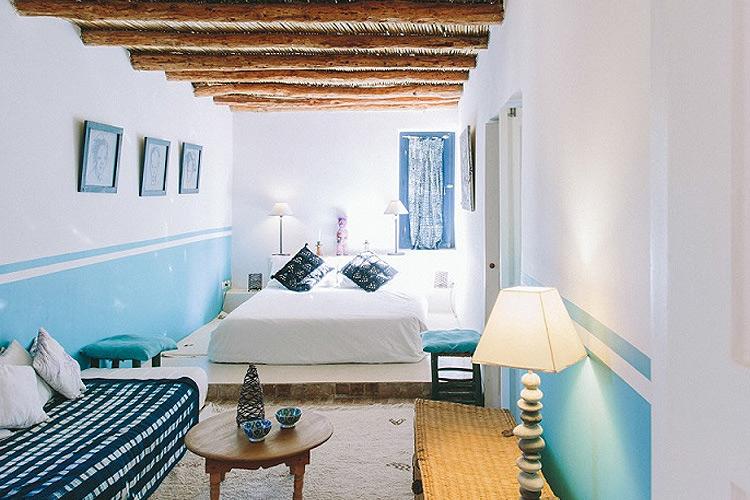 Marabout-Suite - Hotel Baoussala - Essaouira