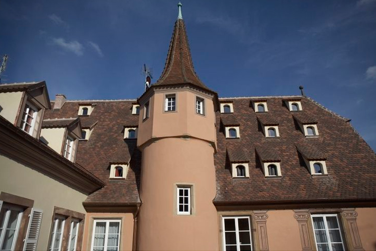 Le bouclier d 39 or a boutique hotel in strasbourg for Small great hotels
