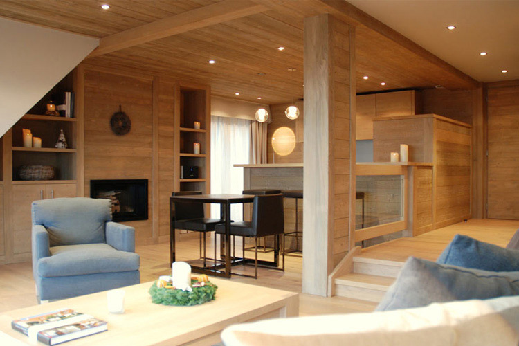 Le Grand Chalet Spa Private Hotel Ein Boutiquehotel In