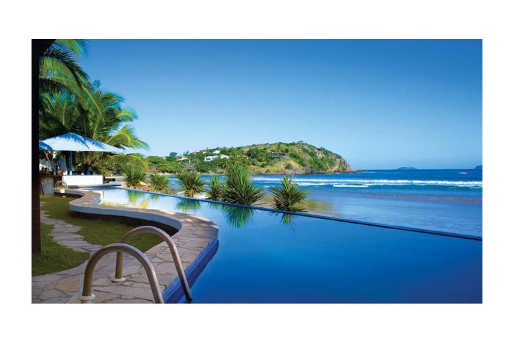 The Views from the Hotel - Chez Pitu Praia Hotel - Armação dos Búzios