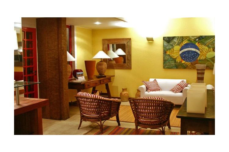 Interiors - Chez Pitu Praia Hotel - Armação dos Búzios