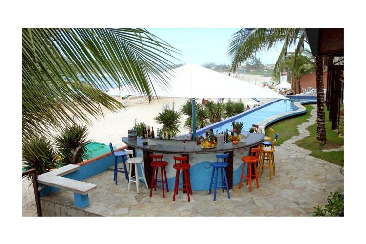 Pool Bar - Chez Pitu Praia Hotel - Armação dos Búzios