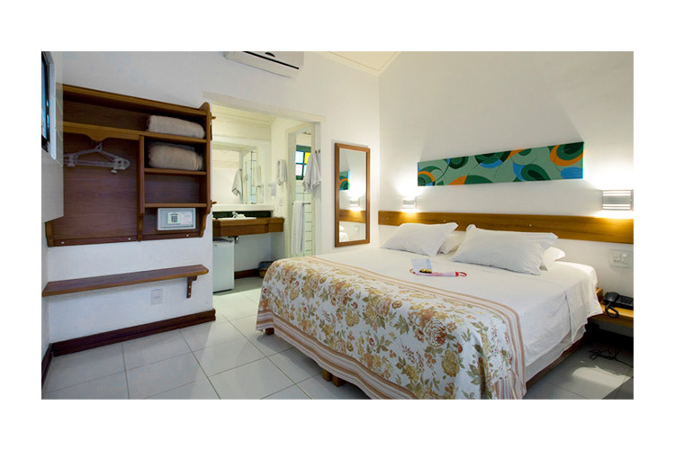 Standard Room - Chez Pitu Praia Hotel - Armação dos Búzios