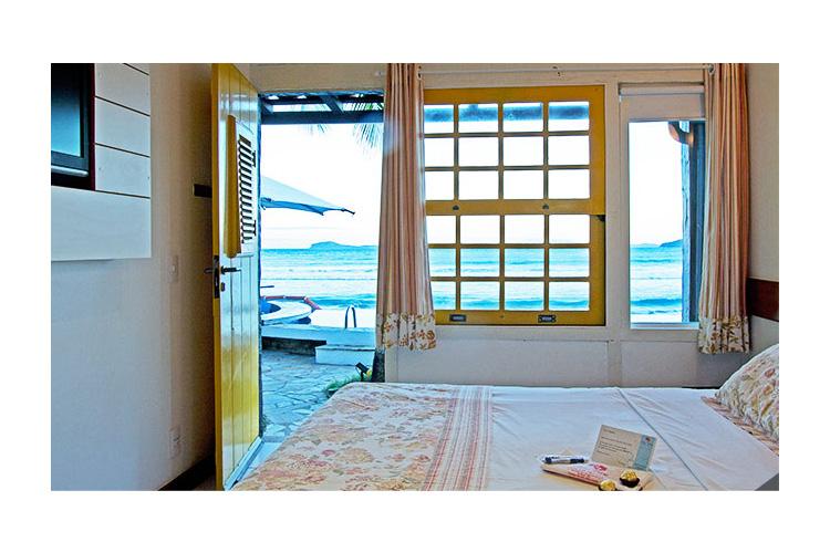 Tourist Room - Chez Pitu Praia Hotel - Armação dos Búzios