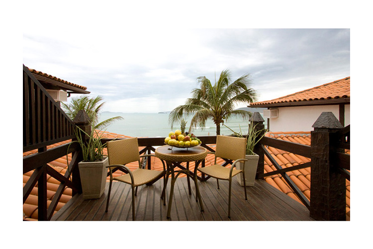 Luxury Room - Chez Pitu Praia Hotel - Armação dos Búzios