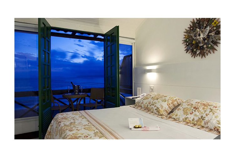 Super Luxury Room - Chez Pitu Praia Hotel - Armação dos Búzios