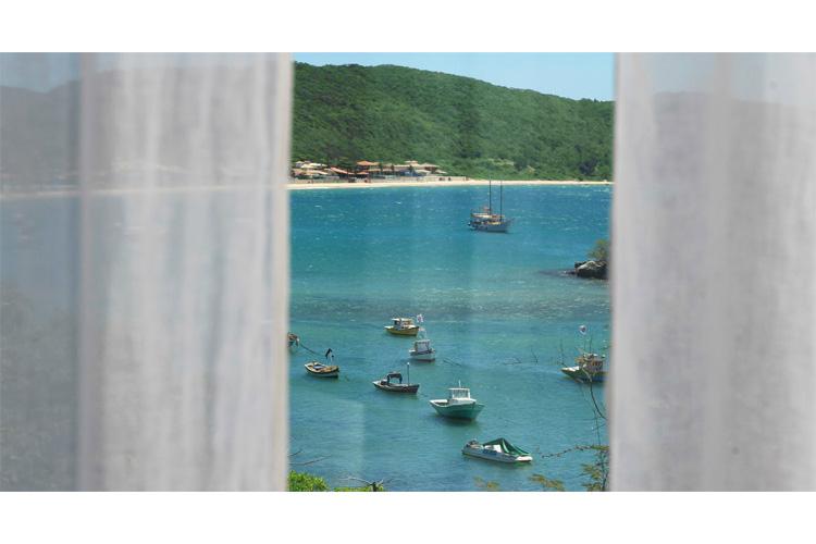 The Views from the Rooms - Pousada Abracadabra - Armação dos Búzios