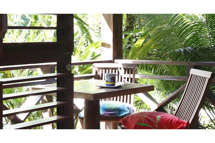 Terrace - Pousada Capim Santo - Trancoso