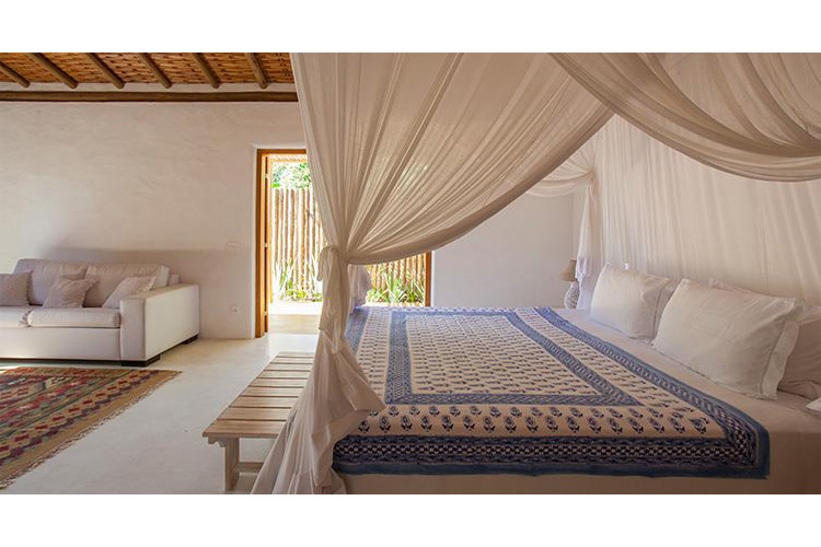 Luxury Suite - Pousada Capim Santo - Trancoso