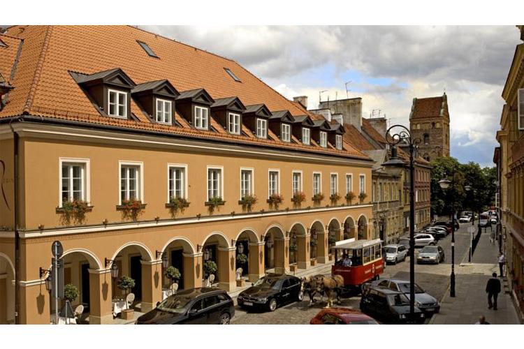 Facade - Mamaison Hotel Le Regina Warsaw - Warschau