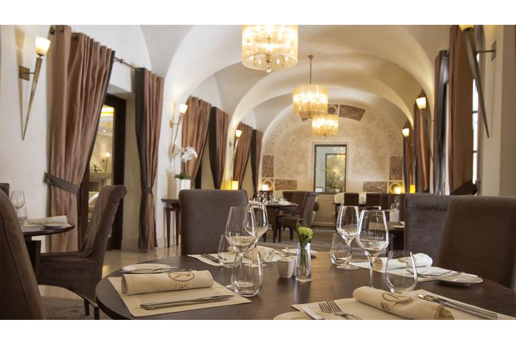 Restaurant - Mamaison Hotel Le Regina Warsaw - Warschau