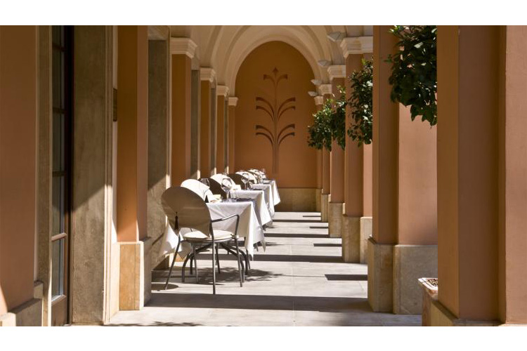 Terrace - Mamaison Hotel Le Regina Warsaw - Warschau