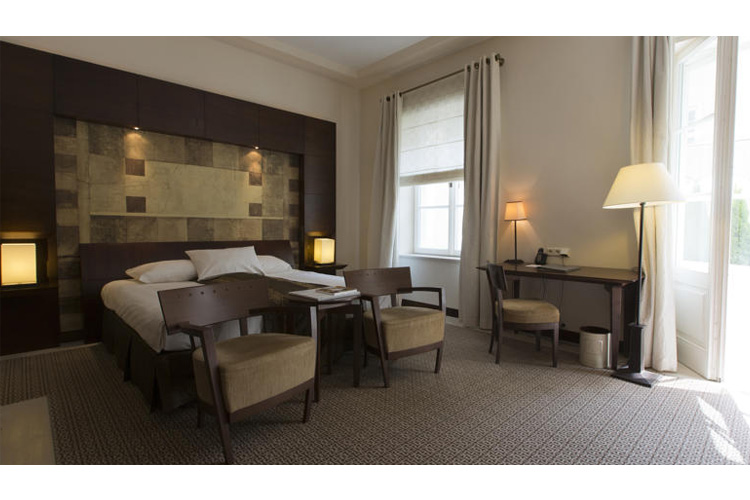 Deluxe Double Room - Mamaison Hotel Le Regina Warsaw - Warschau