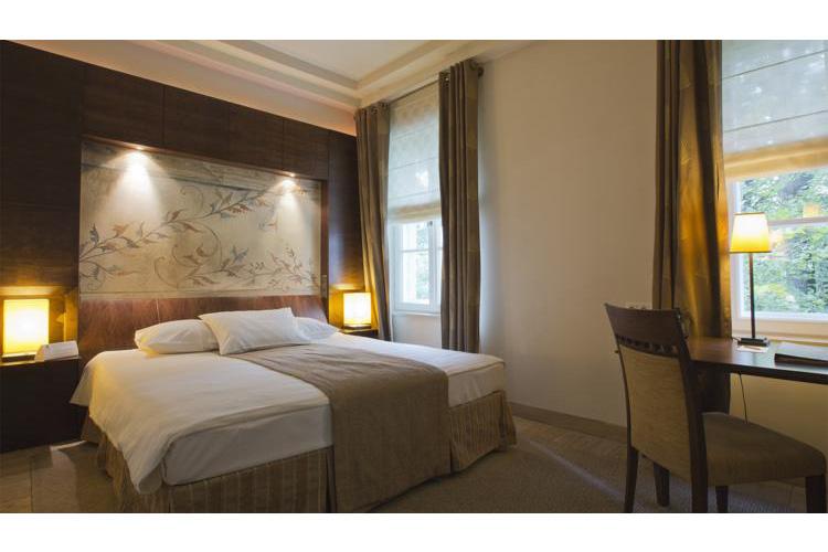 Superior Double Room - Mamaison Hotel Le Regina Warsaw - Warschau