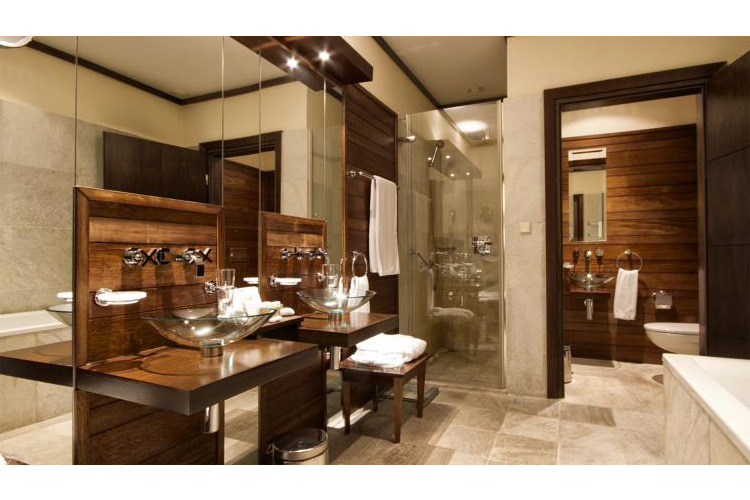 Bathroom - Mamaison Hotel Le Regina Warsaw - Warschau