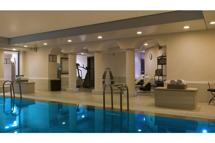 Indoor Swimming Pool - Mamaison Hotel Le Regina Warsaw - Warschau