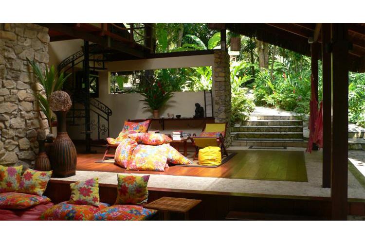 Lounge Area - Alizées Moreré - Ilha de Boipeba