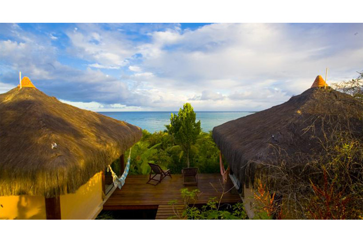 Bungalow - Alizées Moreré - Ilha de Boipeba