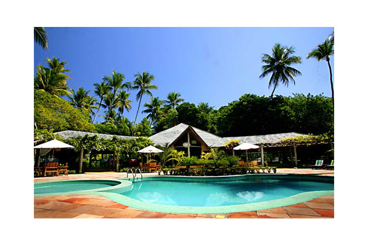 Swimming Pool - Anima Hotel - Morro de Sao Paulo