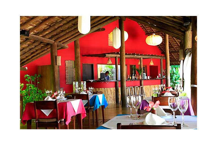 Bar Restaurant - Anima Hotel - Morro de Sao Paulo