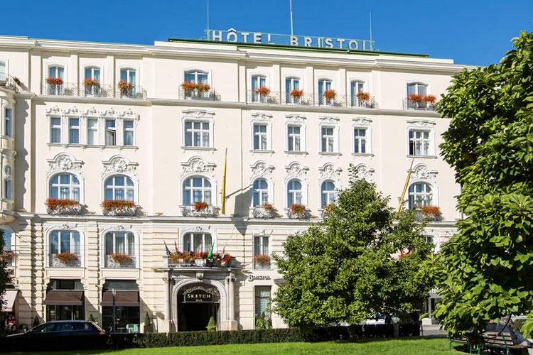 Hotel bristol salzburg a boutique hotel in salzburg for Salzburg design hotel