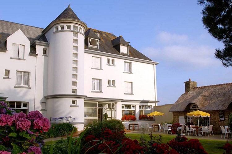 Terrace - Hôtel de la Plage - Plonévez-Porzay