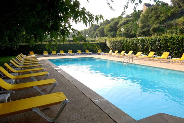 Swimming Pool - Hôtel de la Plage - Plonévez-Porzay